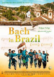 """Filmplakat für """"Bach in Brazil"""""""