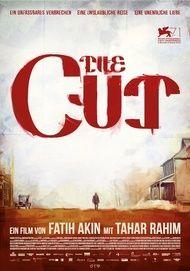 """Filmplakat für """"THE CUT"""""""