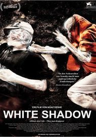 """Movie poster for """"White Shadow"""""""