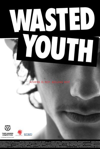 """Filmplakat für """"Wasted Youth"""""""