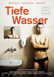 """Filmplakat für """"Tiefe Wasser"""""""