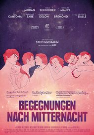 """Filmplakat für """"Begegnungen nach Mitternacht"""""""