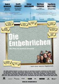 """Filmplakat für """"Die Entbehrlichen"""""""