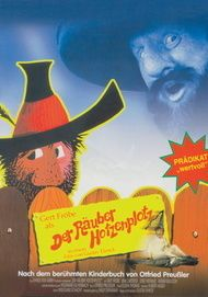 """Movie poster for """"Der Räuber Hotzenplotz"""""""