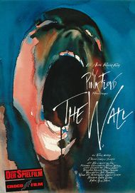"Movie poster for ""Pink Floyd - The Wall"""