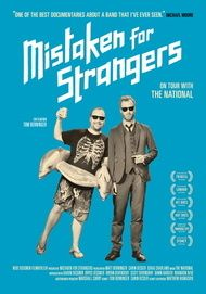 """Filmplakat für """"Mistaken for Strangers"""""""