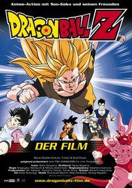 """Filmplakat für """"Dragonball Z - Der Film"""""""