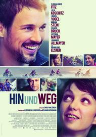 """Filmplakat für """"Hin und weg"""""""