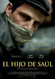 "Movie poster for ""SAUL FIA"""