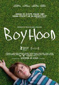"""Filmplakat für """"Boyhood"""""""