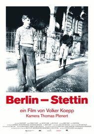 """Filmplakat für """"Berlin - Stettin"""""""