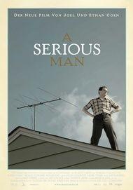 """Filmplakat für """"A Serious Man"""""""