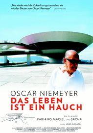 """Filmplakat für """"Oscar Niemeyer - Das Leben ist ein Hauch"""""""