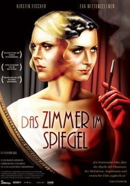 """Movie poster for """"Das Zimmer im Spiegel"""""""