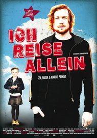 """Filmplakat für """"Ich reise allein"""""""