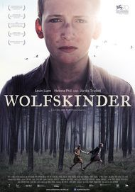 "Movie poster for ""Wolfskinder"""