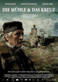 """Filmplakat für """"Die Mühle und das Kreuz"""""""