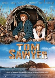 """Filmplakat für """"Tom Sawyer"""""""