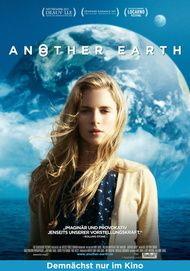 "Filmplakat für ""ANOTHER EARTH"""