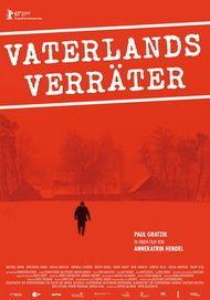 """Filmplakat für """"Vaterlandsverräter"""""""