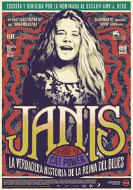 """Movie poster for """"JANIS: LITTLE GIRL BLUE"""""""