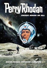 """Filmplakat für """"Perry Rhodan - Unser Mann im All"""""""