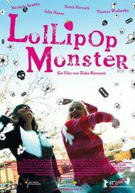 """Filmplakat für """"Lollipop Monster"""""""