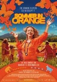 """Filmplakat für """"Sommer in Orange"""""""