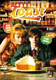 "Movie poster for ""Toast"""