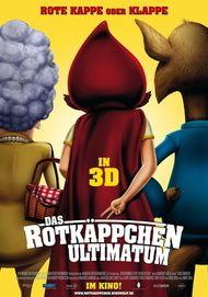 """Filmplakat für """"Das Rotkäppchen-Ultimatum 3D"""""""