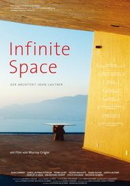 """Filmplakat für """"Infinite Space: Der Architekt John Lautner"""""""