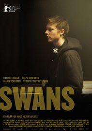 """Filmplakat für """"Swans"""""""