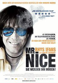 """Filmplakat für """"Mr. Nice"""""""
