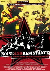 "Filmplakat für ""Noise and Resistance"""