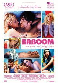 """Filmplakat für """"KABOOM"""""""