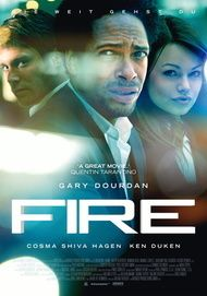 """Filmplakat für """"Fire!"""""""