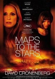 "Filmplakat für ""MAPS TO THE STARS"""