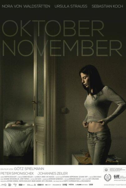 "Movie poster for ""Oktober November"""