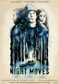 "Movie poster for ""Night Moves"""