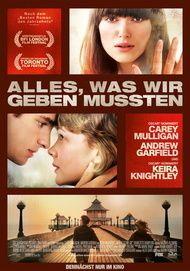 """Filmplakat für """"Alles, was wir geben mussten"""""""