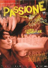 "Movie poster for ""Passione!"""