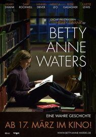 """Filmplakat für """"Betty Anne Waters"""""""