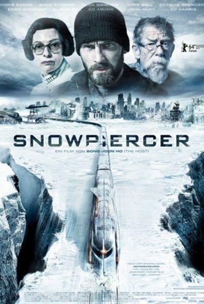 """Movie poster for """"Snowpiercer"""""""
