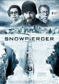 "Movie poster for ""Snowpiercer"""