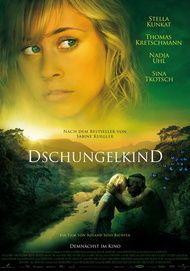 """Filmplakat für """"Dschungelkind"""""""