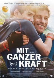 """Filmplakat für """"Mit ganzer Kraft"""""""