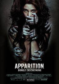 """Filmplakat für """"Apparition - Dunkle Erscheinung"""""""