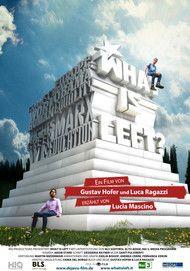 """Movie poster for """"What is Left?"""""""