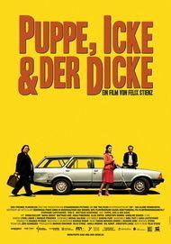 """Filmplakat für """"Puppe, Icke & der Dicke"""""""