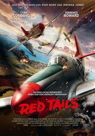"""Filmplakat für """"Red Tails"""""""